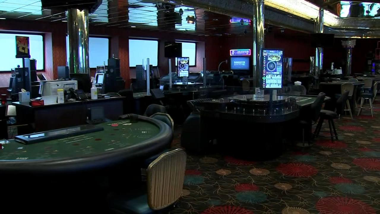 Casinos Reopening
