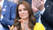 The Duchess Of Cambridge Wore A Beautiful Diamond Ring Gifted To Her By William At Wimbledon Final