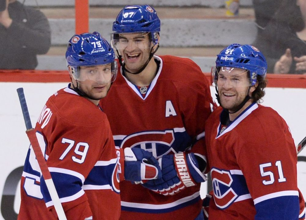 Pacioretty scores 3 as Canadiens beat Senators 7-4