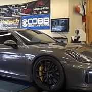 變「類GT2」預備備?Porsche 981 Cayman GT4首見「渦輪改」