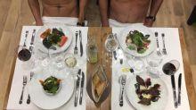 Paris inaugura primeiro restaurante onde os clientes comem completamente nus
