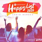 The Independent's Happy List 2020: Covid Heroes