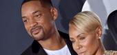 Will Smith and Jada Pinkett Smith. (Yahoo Lifestyle)