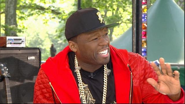 50 Cent on Wild Pitch: 'It Slipped'