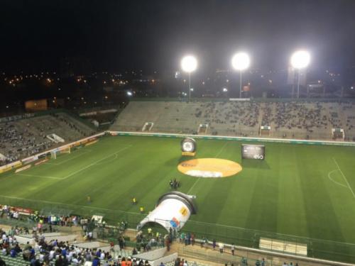 TJD-DF interdita o Bezerrão após grande briga no Gama x Brasiliense
