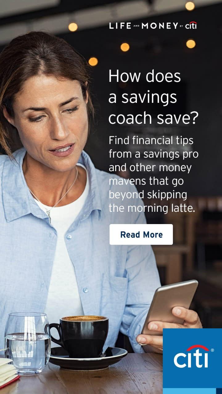 How does a savings coach save?
