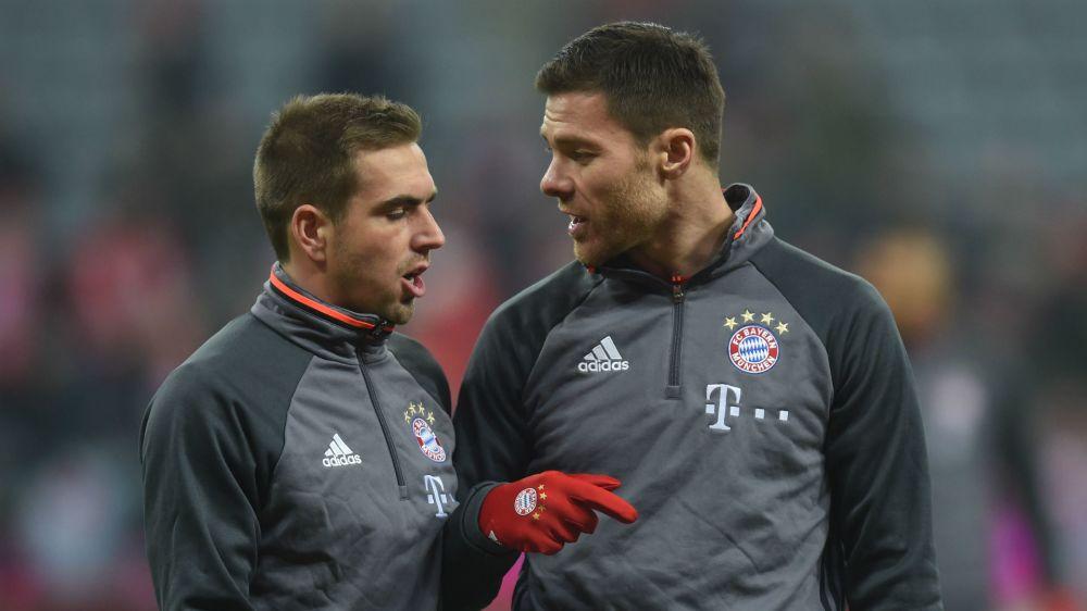 """Bayern Monaco, il tempo degli addii: """"Lahm e Xabi Alonso, grazie leggende"""""""