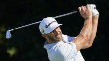 Dustin Johnson takes control of the Northern Trust with a round of 60