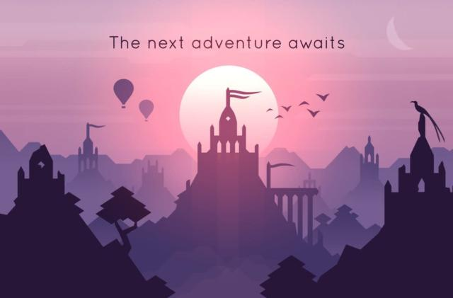 The sequel to 'Alto's Adventure' is an 'Odyssey'