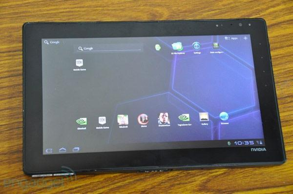 ASUS' next gen Eee Pad Transformer to be first Kal-El device?