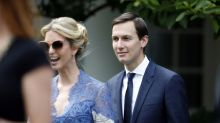 Congressmen press White House to revoke Jared Kushner's and Ivanka Trump's security clearances