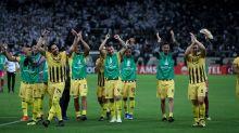 Guaraní ganó con lo justo al General Díaz pensando en la Copa Libertadores