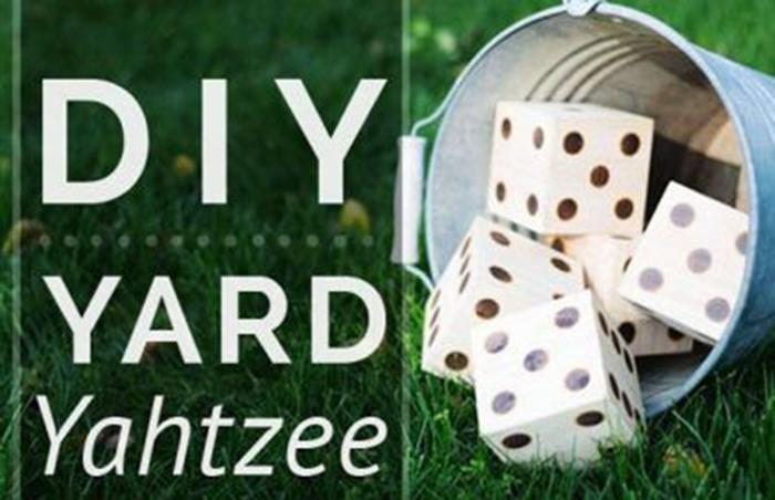 Image result for Yard Yahtzee