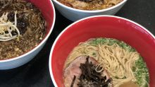 Tsuta Ramen introduces three tonkotsu flavours in Singapore
