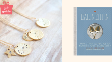 A Zodiac Necklace Is the Most Thoughtful Jewelry Gift for Valentine's Day