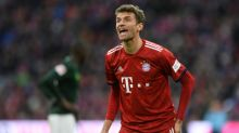 'Dortmund can't afford any mistakes' says Bayern star Mueller