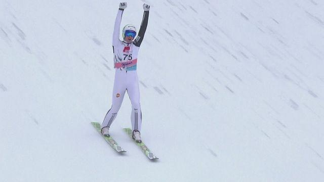 Prevc wins final ski jumping World Cup event