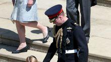 Las tres primeras fotos oficiales de la boda de Meghan Markle y el príncipe Harry
