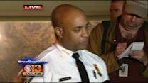 Commissioner Anthony Batts Gives Update
