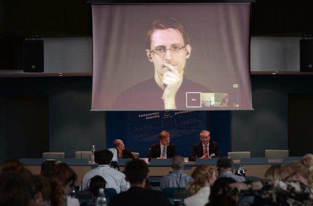 Recommended Reading: Snowden on the untapped power of the press