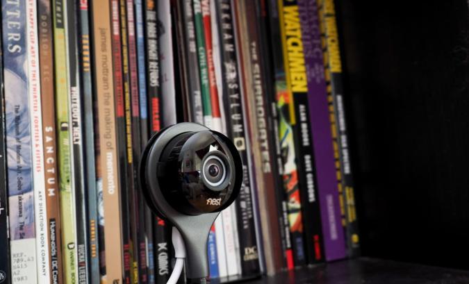 Chamberlain's garage door app now works with your Nest Cam