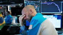 Stock market news live updates: Nasdaq posts worst week since March as tech shares slide