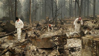 California wildfire victims sue utility PG&E