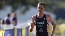 What's next? Euros give triathlete Brownlee no answer