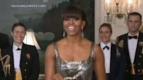 Michelle Obama's Oscar Moment