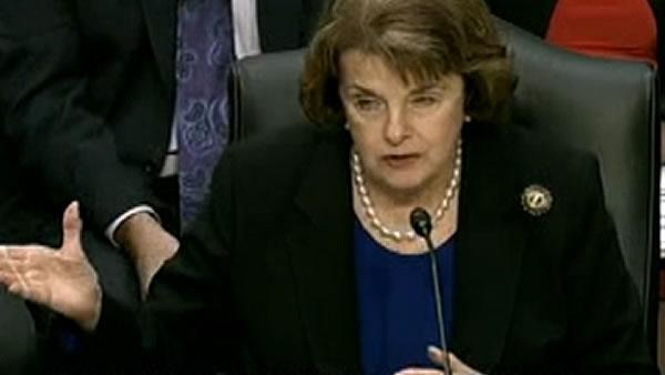 Immigrant families disappointed by Feinstein's vote
