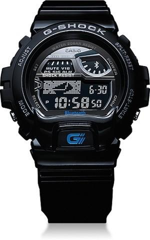 Casio's G-Shock watch plays nice with your iPhone