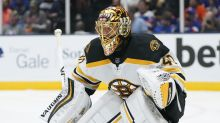 Rask needs hip surgery, wants to return to Bruins in 2022