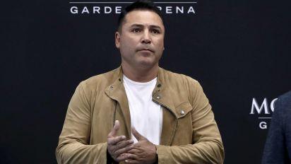 De La Hoya returning to ring to fight ex-UFC champ