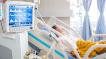 COVID death risk nearly doubles when ICU capacity exceeds 75%, study suggests
