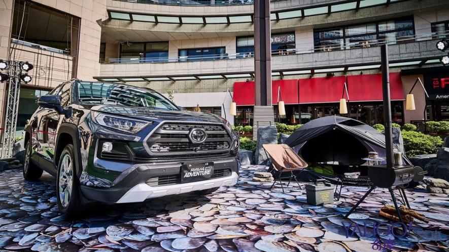 休旅王者霸氣回歸!第5代Toyota Rav4汽油/油電正式登台92.5萬起! - 15
