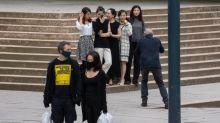Premature victory lap? Meng Wanzhou poses ahead of momentous court decision