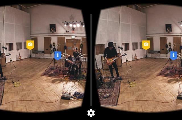 Google Cardboard takes you 'Inside Abbey Road'