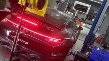 911 GT2 RS也沒贏面!Porsche 992 Turbo S基本「燃料改」首度曝光