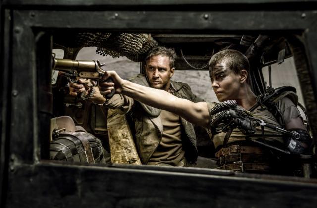 'Star Wars,' 'Mad Max' and 'Martian' get Oscar nominations