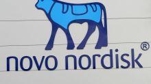 Upbeat sales lift Novo Nordisk as drugmaker weathers U.S. pricing pressure