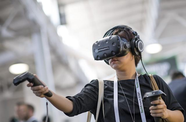 HTC launches its own VR app and game studio for Vive