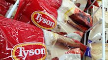 Tyson is recalling chicken again, this time because there's metal in it