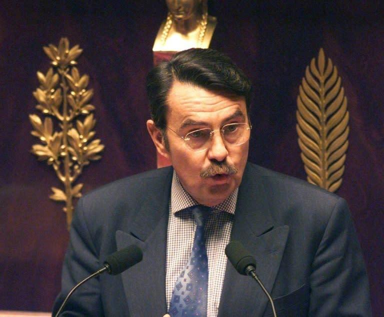 Décès de l'ancien parlementaire Jean-Pierre Michel, un des initiateurs du Pacs