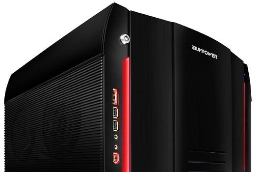 iBUYPOWER's Core i7-powered LAN Warrior makes other SFF rigs weep