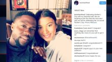 Comedian Kevin Hart and wife welcome a son