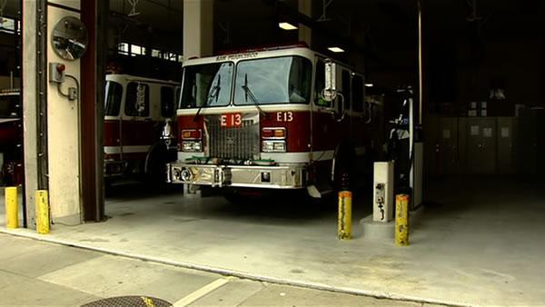 Overtime pay of San Francisco firefighters under scrutiny