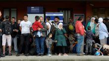 Viele Geflüchtete in Deutschland haben geregelte Jobs