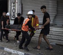 The Latest: Israel says it has killed Hamas commanders