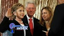 Instant Index: Former President Bill Clinton Speaks About Hillary's Health