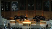Maya Angelou Remembered at Memorial Service